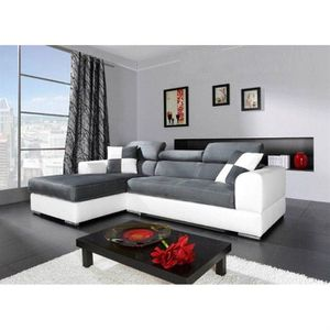 comment nettoyer un canap en cuir blanc cdiscount. Black Bedroom Furniture Sets. Home Design Ideas