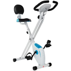 VÉLO D'APPARTEMENT O'Fitness - Vélo pliant Xbike roue d'inertie 2.5 k