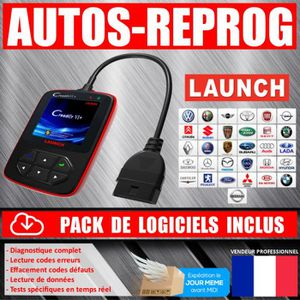 OUTIL DE DIAGNOSTIC Interface LAUNCH CREADER VI 6 - Diagnostique MULTI