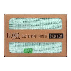 COUVERTURE - PLAID BÉBÉ LULANDO Bambou Couette 80 x100 cm, Petits, couvert