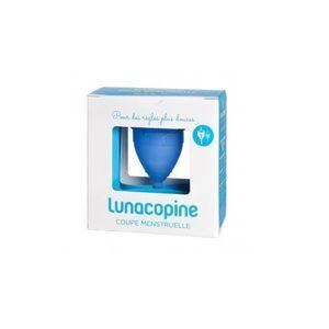 COUPE MENSTRUELLE Coupe menstruelle Selene Fleurcup bleu Taille : 1