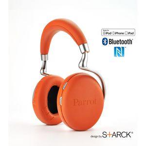 CASQUE - ÉCOUTEURS Parrot Zik 2.0 by Starck Orange