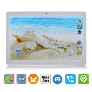 TABLETTE TACTILE RECONDITIONNÉE Tablet PC Android 7.0 Quad Core 16GB 9.6 pouces HD