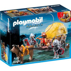 UNIVERS MINIATURE PLAYMOBIL 6005 - Knights - Chevaliers de l'Aigle e