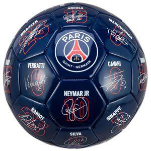 BALLON DE FOOTBALL Ballon PSG - Signatures des joueurs - Collection o