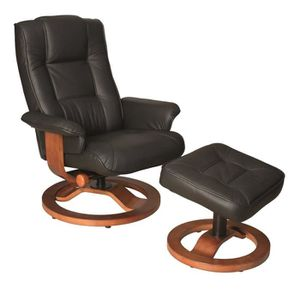 fauteuil stressless achat vente fauteuil stressless pas cher cdiscount. Black Bedroom Furniture Sets. Home Design Ideas