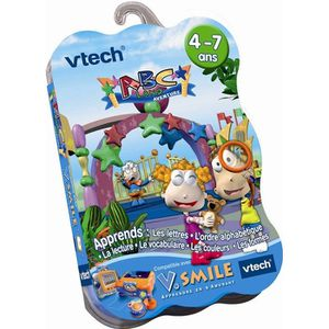 JEU CONSOLE EDUCATIVE Vtech Jeu ABC Land Aventures