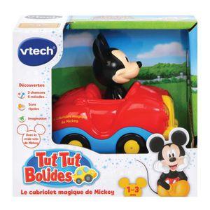 VÉHICULE CIRCUIT VTECHTut Tut Bolides MickeyVéhicule Mickey et ses