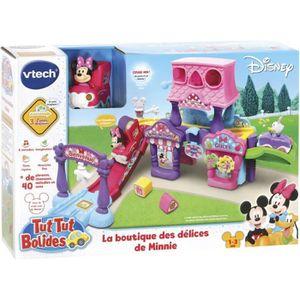 UNIVERS MINIATURE VTECH - Tut Tut Bolides Mickey - La Boutique des D