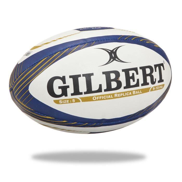 Gilbert Mini Ballon de Rugby All Blacks Taille 1