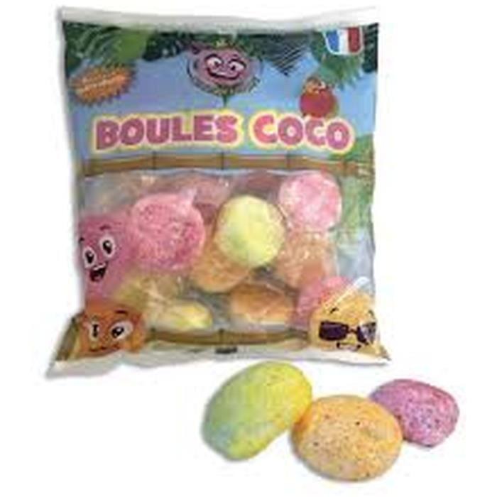 ZIP ET ZAP Boules coco - 180 g