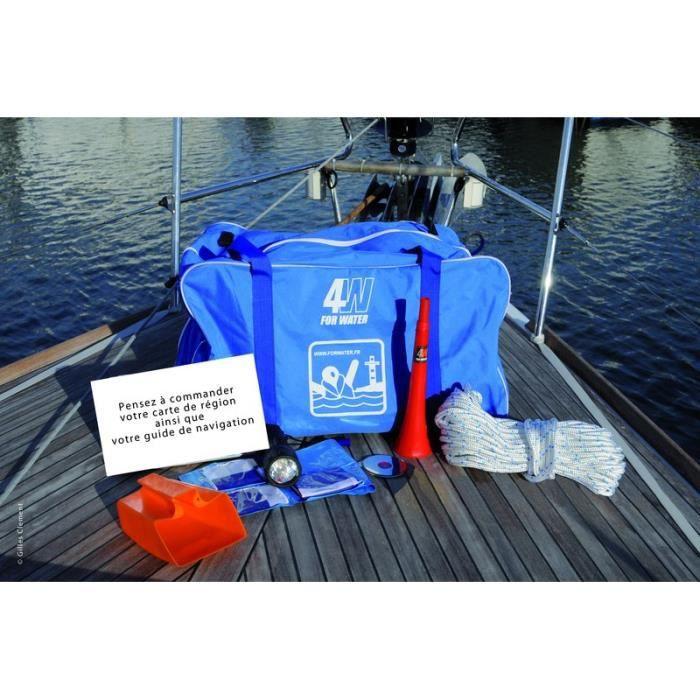 Photo de sac-armement-cotier-4-personnes-4water