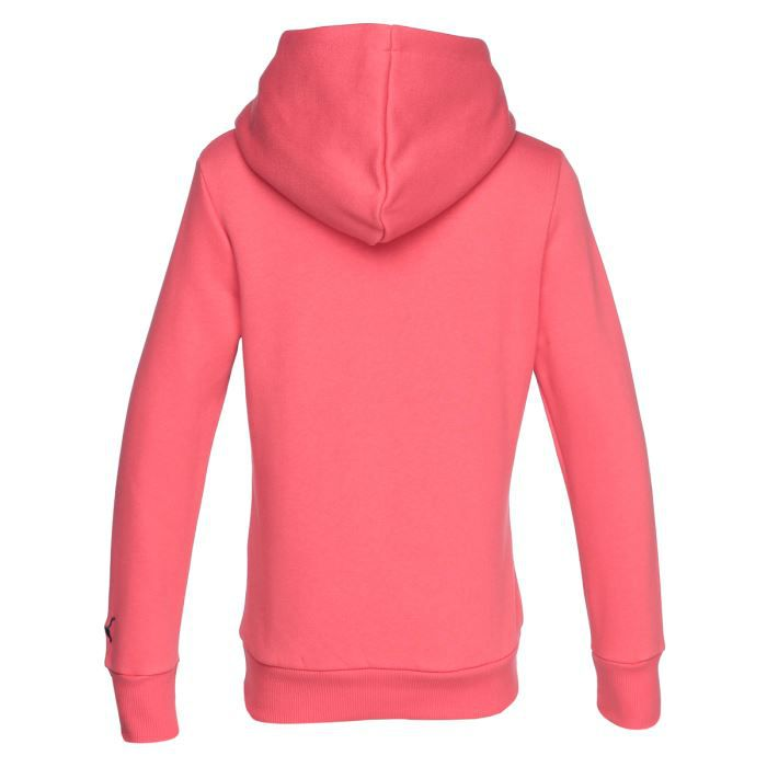 puma sweat capuche fille rose achat vente sweatshirt. Black Bedroom Furniture Sets. Home Design Ideas