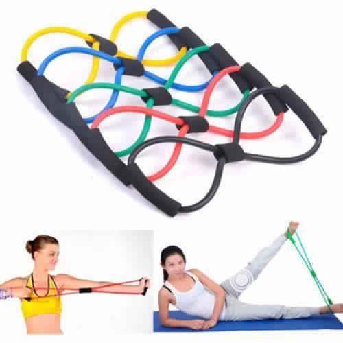 Fitness élastique de résistance
