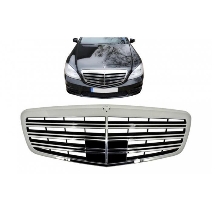 Calandre Facelift Design Pour Mercedes W221 S-Class 2011-2013 S63 S65