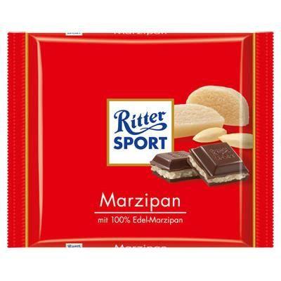 Ritter Sport Massepain [Tablette de 100g]
