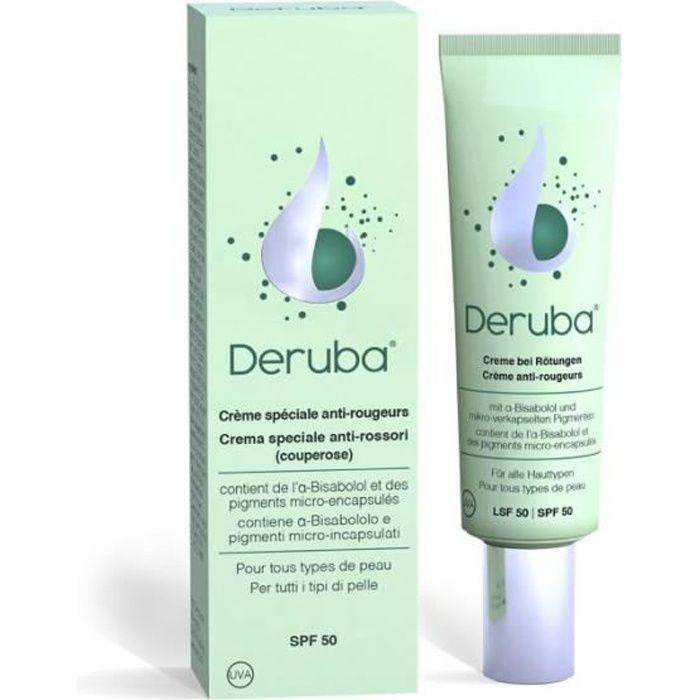 Deruba crème spéciale anti rougeurs - tube 30 ml