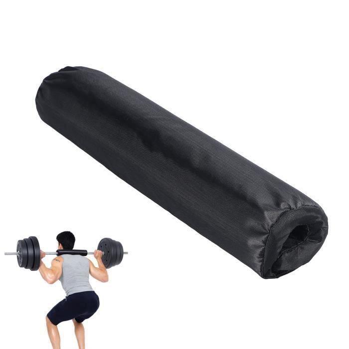1 Pc Barre De Protection Coussin Sport Bar Pad Portable Durable Barbell pour Haltérophilie Squats BARRE-HALTERE-POIDS QUIK2500