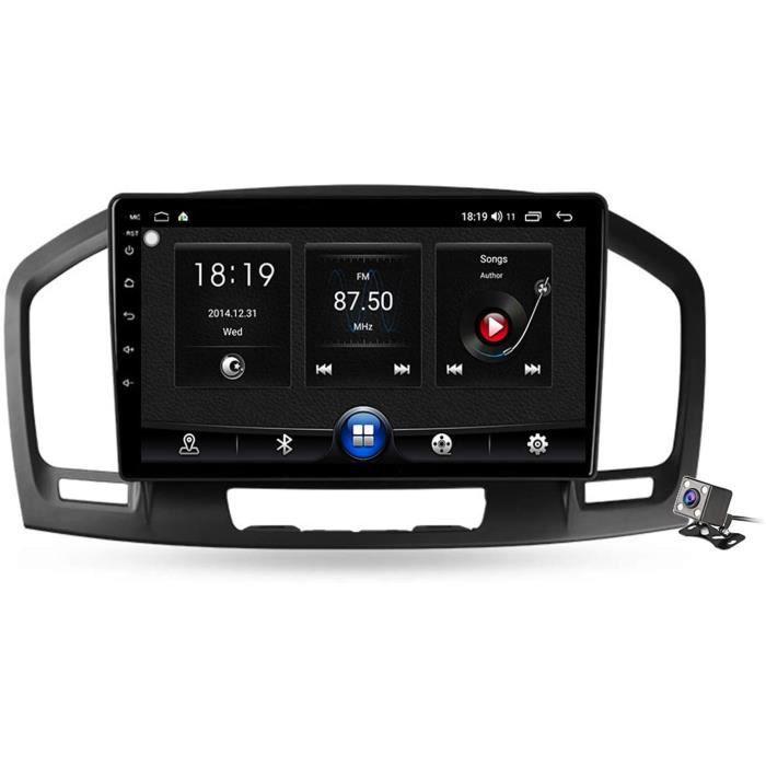 Android 10 9 Pouces Stereo Multimedia GPS Navigation pour Buick Regal-Opel Insignia 1 2009-2013 avec FM RDS Autoradio, Soutient 47