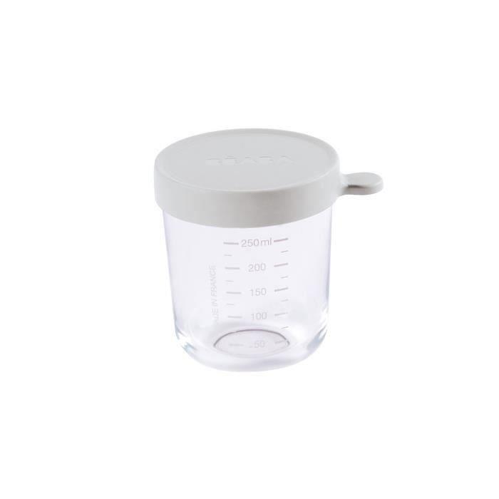 BEABA Portion verre 250 ml light mist