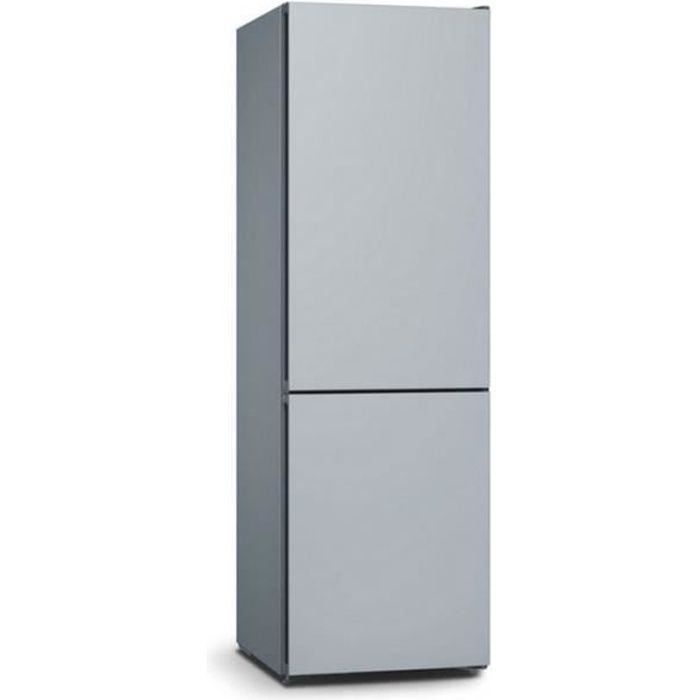 bosch - réfrigérateur combiné 60cm 324l a++ nofrost inox - kgn36ijeb