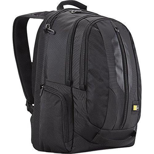 Case Logic RBP217 Sac à dos en nylon pour Ordinateur portable-Tablette 17- 10,2- Noir