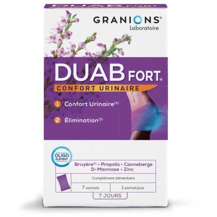 DUAB® FORT - 7 SACHETS