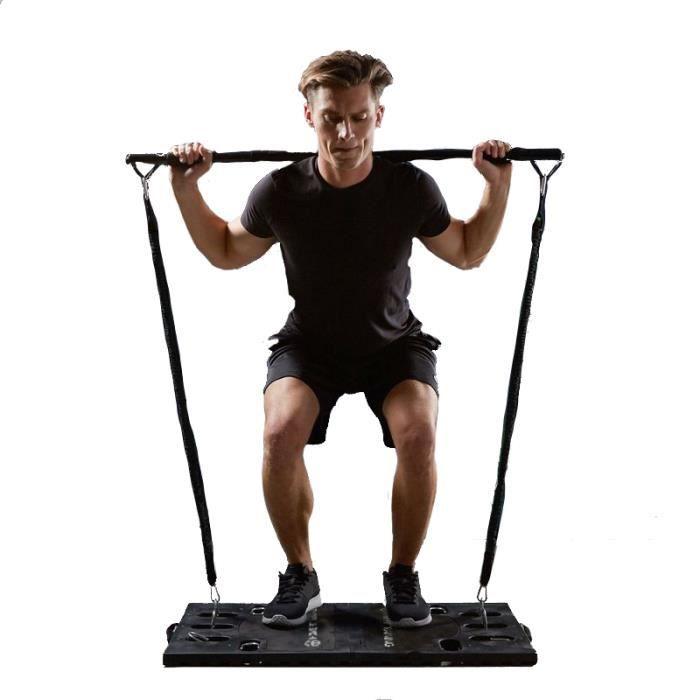 Kit complet de musculation pour la maison ALL IN ONE