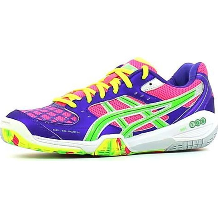 Chaussures de Badminton ou Squash Asics Gel Blade 4 Femme