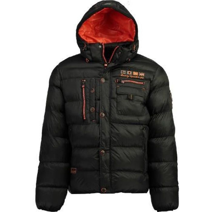 Doudoune Homme Geographical Norway Citernier New Noir