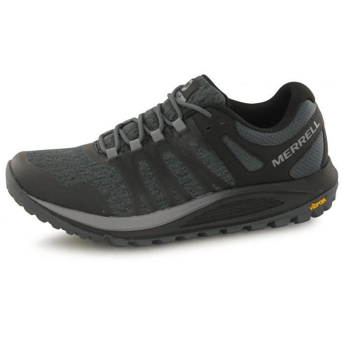 Chaussures Merrell Nova black homme