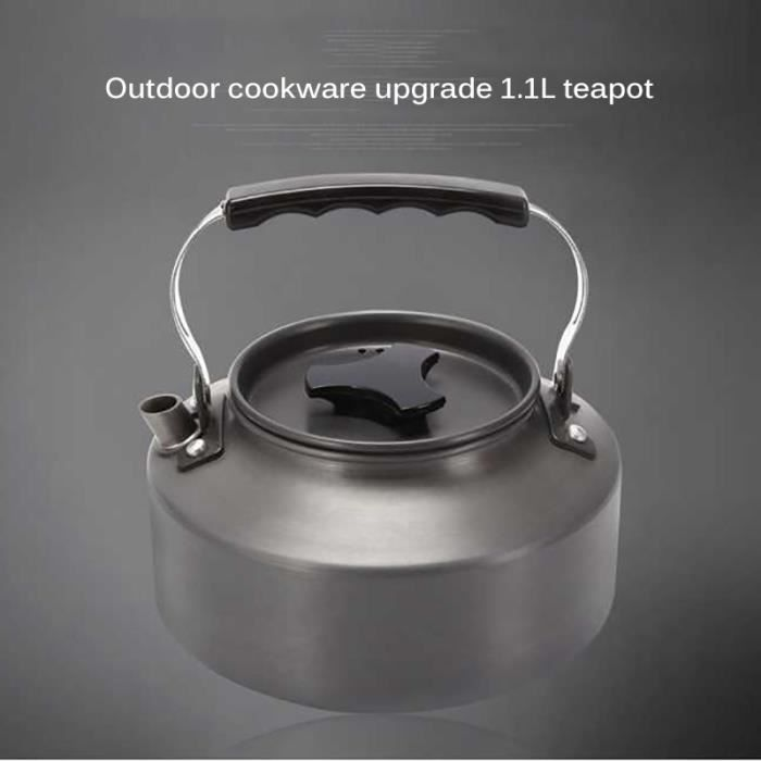Pique-nique en plein air télescopique cuisson trépied portable suspendu pot camping trépied camp grill feu stand