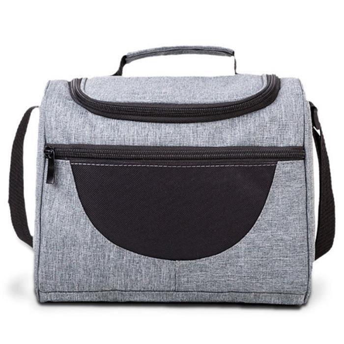 1pc sac à lunch étanche isolé pratique à portable multifonctionnel pour femmes GLACIERE - SAC ISOTHERME - ACCUMULATEUR DE FROID