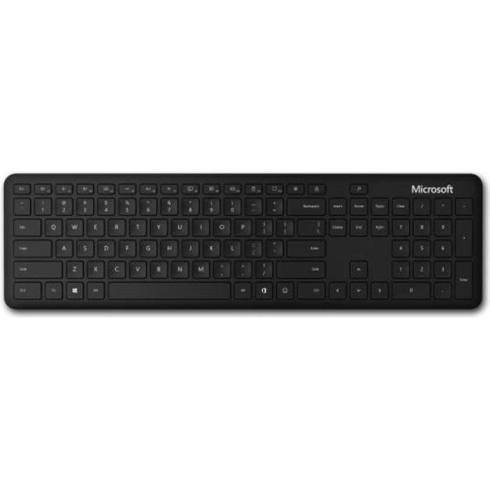 Clavier Microsoft Bluetooth Keyboard – Noir