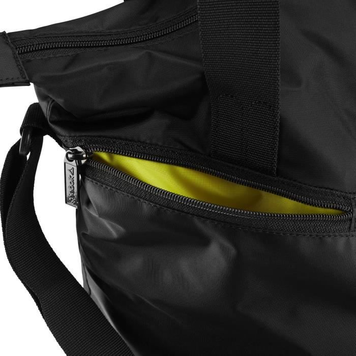 Sac femme Reebok Sport Essentials Grip - noir - TU