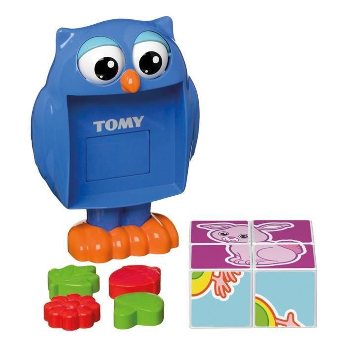 TOMY Professeur Hibou