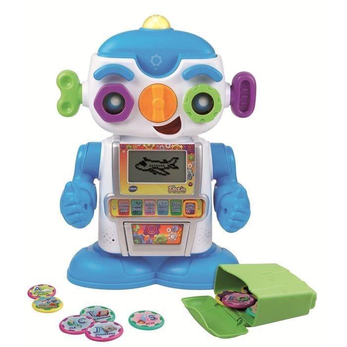 VTECH Zinzin Mon Robot Super Malin