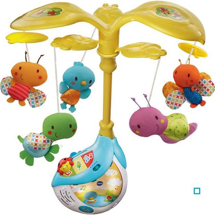 VTECH BABY - Mobilo Rêves des P'tits Copains