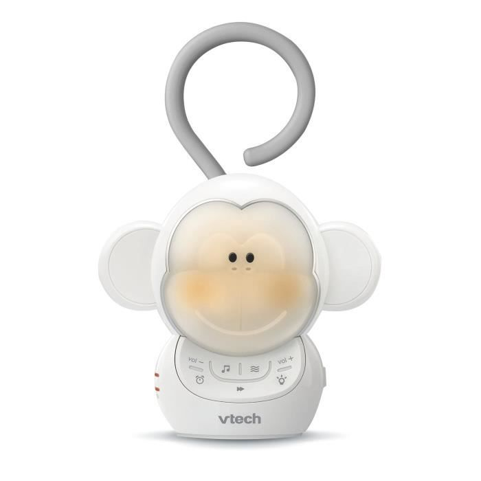 VTECH BABY Veilleuse Musicale Nomade - Louni, Le Ouistiti St 1000