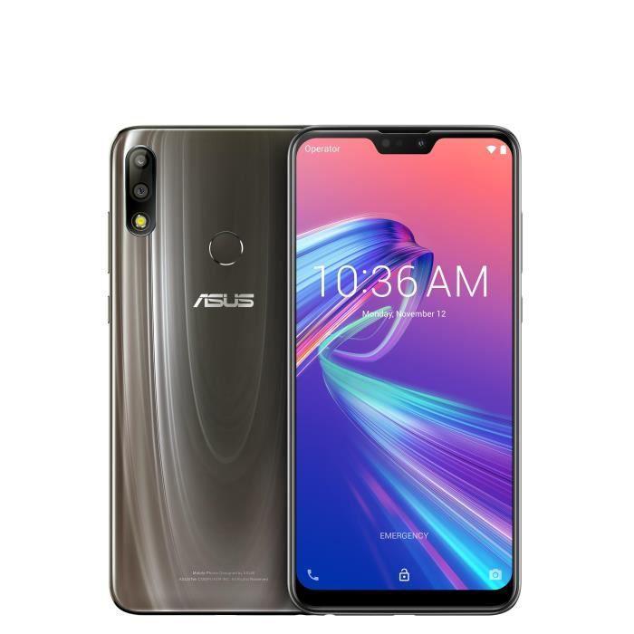 SMARTPHONE ASUS Smartphone Zenfone Max Pro M2 4 - 128 Go - Bl