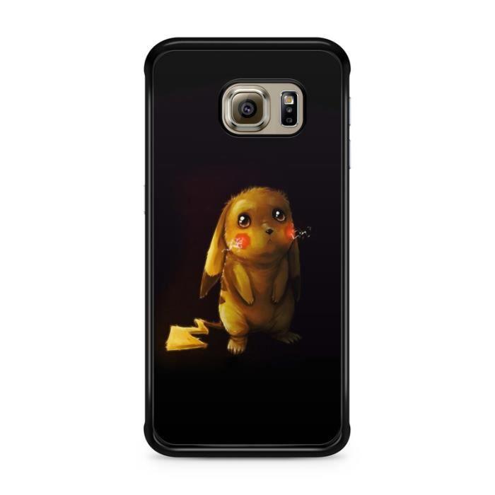 COQUE - BUMPER Coque Samsung Galaxy S6   Pokemon go team pokedex