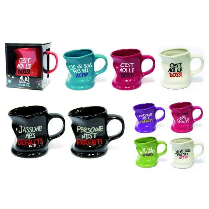 Mug tasse froiss d form message humoristique achat vente service th caf cdiscount - Tasse a cafe humoristique ...