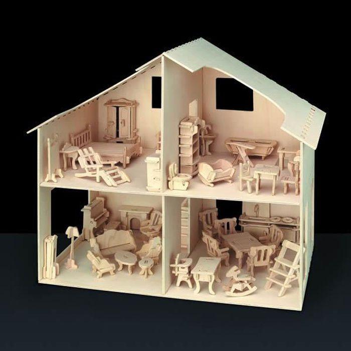 Gents Objets Maison de poupées miniatures