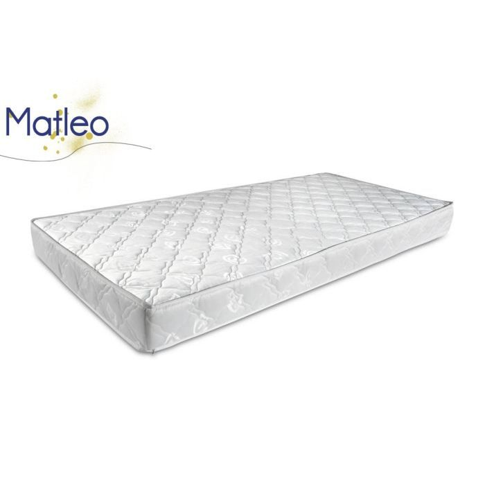matelas taille standard maison design. Black Bedroom Furniture Sets. Home Design Ideas