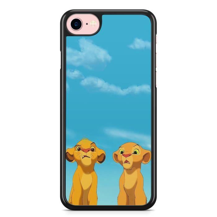 Coque Samsung Galaxy S6 Simba Bebe Le Roi Lion Di