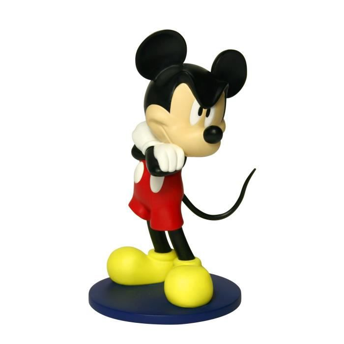disney mickey figurine a collectionner 12cm achat vente figurine personnage cdiscount. Black Bedroom Furniture Sets. Home Design Ideas