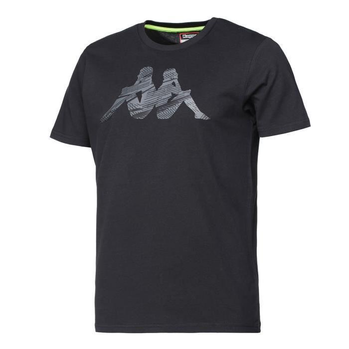 Kappa t shirt logo homme