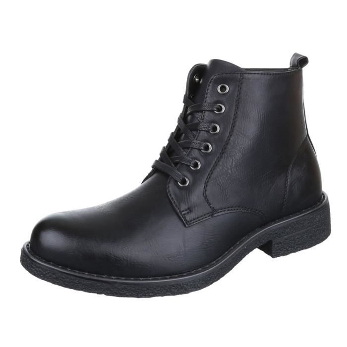 homme Boots chaussure Brogues Boots HCd7oKso
