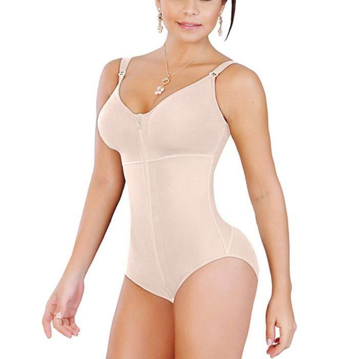 sous-Vêtement Body Barboteuse Taille Unique Polyester Femmes 1//2Pcs Voir À Neuf