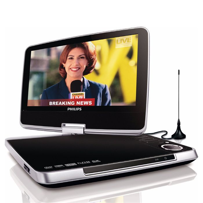 philips lecteur dvd portable tv num rique pd9005 lecteur dvd portable avis et prix pas cher. Black Bedroom Furniture Sets. Home Design Ideas